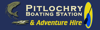 Pitlochry Boating Station Logo