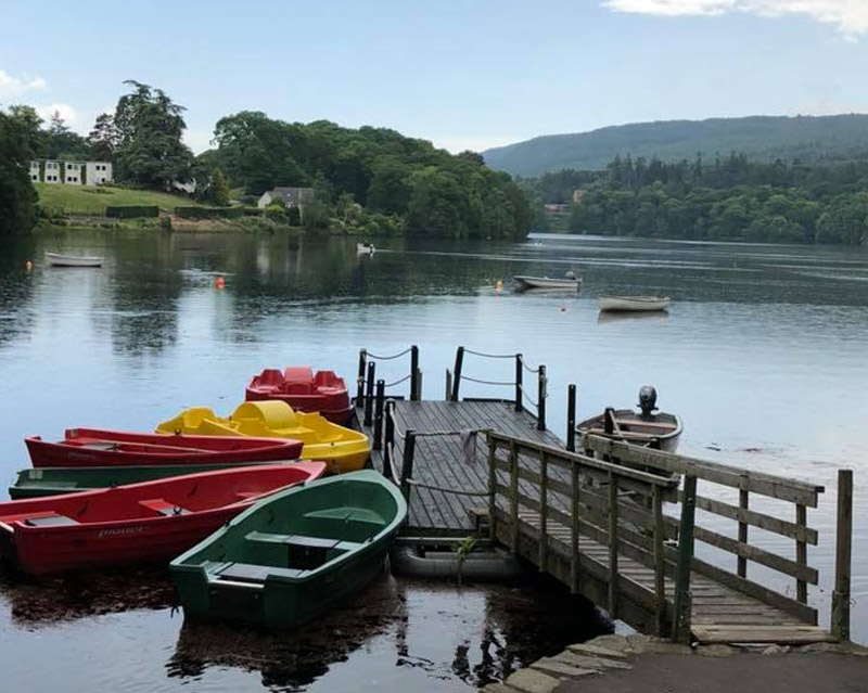 Pitlochry Boating Station Cafe